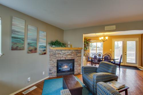 Mason Estates East of Bend - Bend Vacation Rental