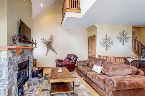 First Tracks Townhouse - Tamarack, ID Vacation Rental