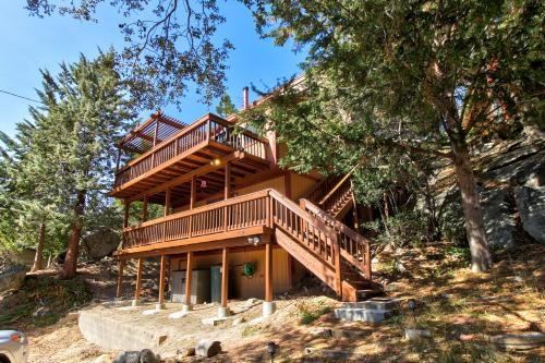 Idyllwild on the Rocks -  Vacation Rental - Photo 1