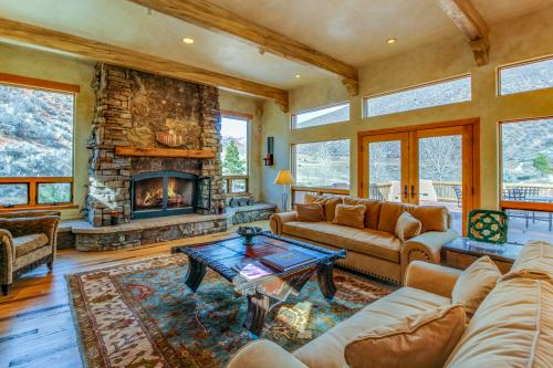 Red Canyon Creek Ranch - Edwards, CO Vacation Rental