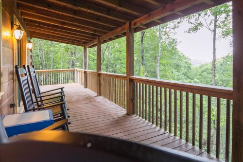Moonshine Hollow Cabin - Blue Ridge, GA Vacation Rental
