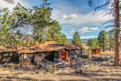 Historic Wilderness Retreat  - Estes Park, CO Vacation Rental