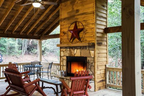 Moose Lodge - Blue Ridge, GA Vacation Rental
