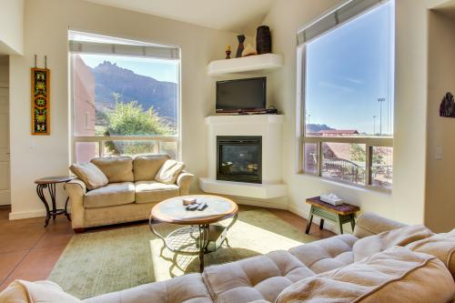 Rim Vista 3A6 - Moab, UT Vacation Rental