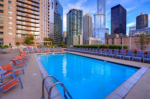 Grand Plaza Getaway  - Chicago, IL Vacation Rental