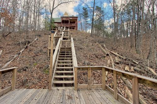 Stairway to Heaven - Ranger, GA Vacation Rental