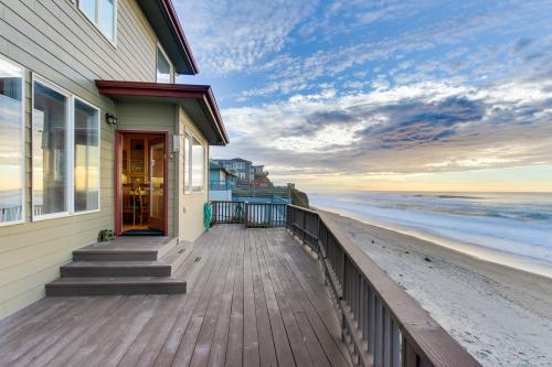 Ocean's Song - Gleneden Beach Vacation Rental