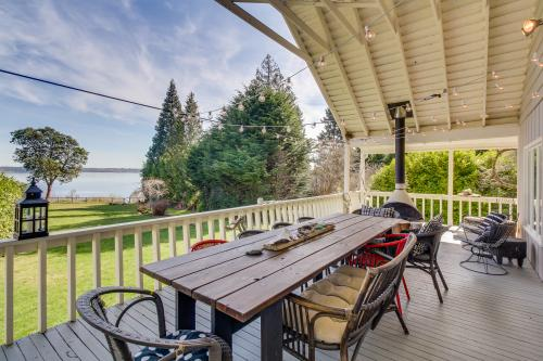 Peaceful Port Ludlow Escape -  Vacation Rental - Photo 1