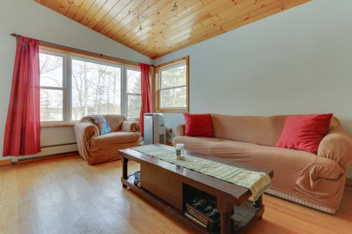 Little Sebago Landing - Gray, ME Vacation Rental