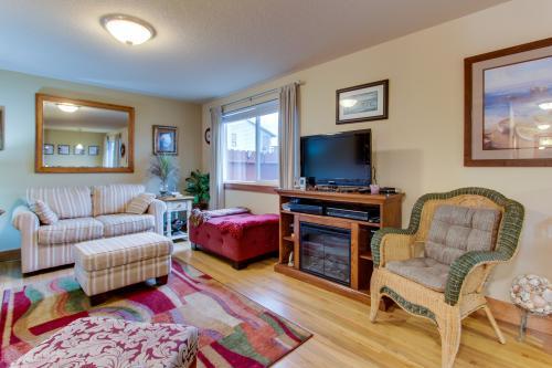 At Rivers Edge   Riverwalk  Condominiums #11 - Seaside Vacation Rental