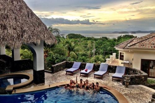 Pura Vida Villa in Playa Ocotal - Playas del Coco, Costa Rica Vacation Rental