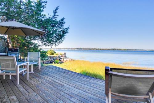 Artist's Waterfront Retreat - Newburyport, MA Vacation Rental