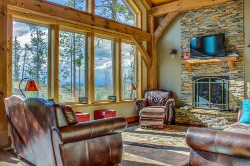 Fraser Cabin in the Woods - Fraser, CO Vacation Rental