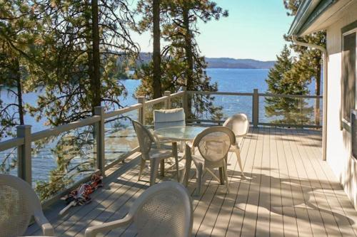 Beautiful Coeur d'Alene Lake Front Cottage - Upstairs -  Vacation Rental - Photo 1