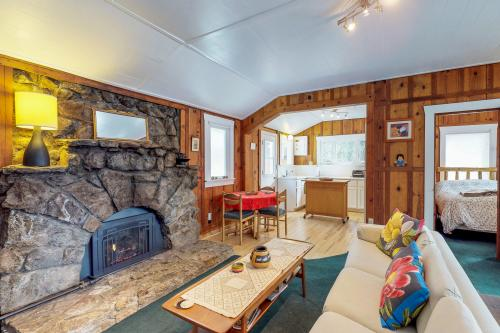 Cozy Cottage in the Woods -  Vacation Rental - Photo 1
