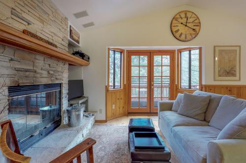 The Lyon Lodge  -  Vacation Rental - Photo 1