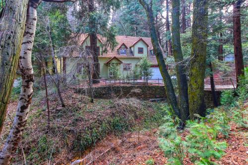 Granny's Creekside Cabin - Lake Arrowhead, CA Vacation Rental