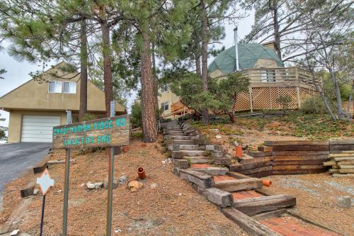Hilltop Haven - Idyllwild, CA Vacation Rental
