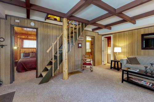 Cabin in the Woods - Big Bear City, CA Vacation Rental