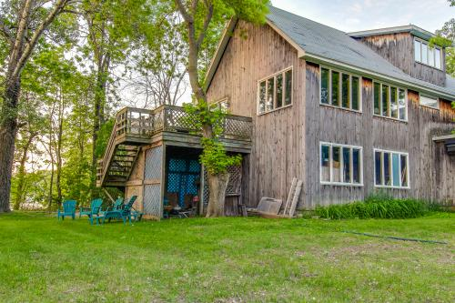 The Bird's Nest - Isle La Motte, VT Vacation Rental