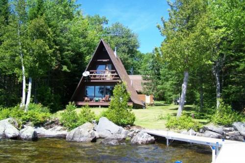 A-Frame on the Shore -  Vacation Rental - Photo 1