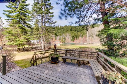 Evergreen Cabin -  Vacation Rental - Photo 1
