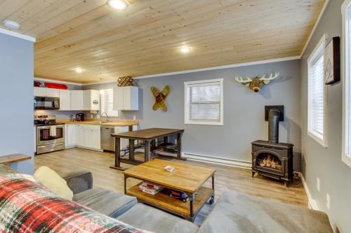 Snowdrop Summit Cabin -  Vacation Rental - Photo 1