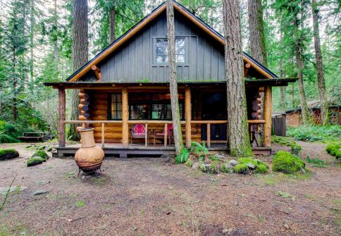 Zoe's Log Cabin -  Vacation Rental - Photo 1