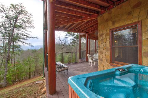 ... Inspiration Point Cabin   Vacation Rental   Photo ...
