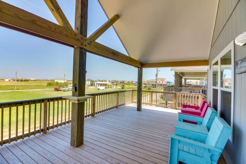 Dismusbedeplace - Crystal Beach, TX Vacation Rental