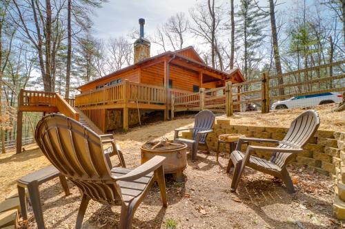 Aska Woodlands - Blue Ridge, GA Vacation Rental