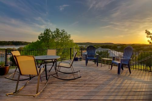 Sunset On The Deck   Vacation Rental   Photo ...