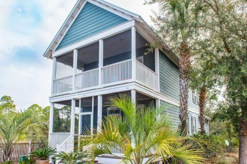 Barefoot Cottages #D117 - Port St. Joe, FL Vacation Rental