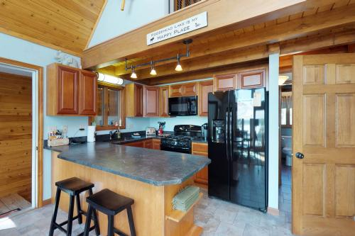 Lakeside Chalet -  Vacation Rental - Photo 1