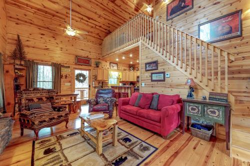 Jack Bearu0027s Cabin   Vacation Rental   Photo ...