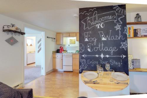 Fog Wash -  Vacation Rental - Photo 1