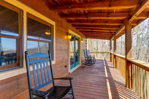 Moonshine Hollow Cabin -  Vacation Rental - Photo 1