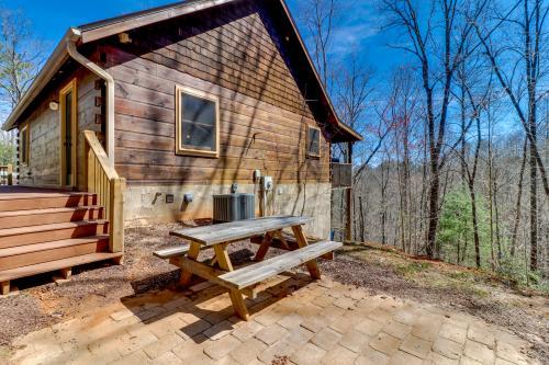Blue ridge cabin rentals vacation rentals vacasa for Sundance cabin rentals blue ridge ga