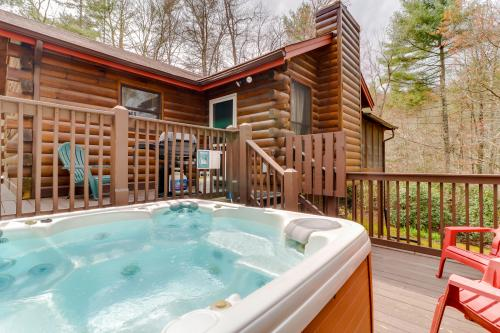 Bear Ridge - Blue Ridge, GA Vacation Rental