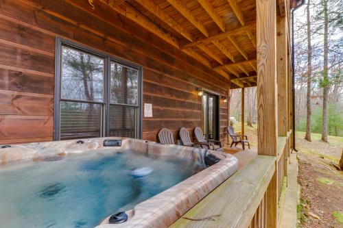 Treehouse Cabin  -  Vacation Rental - Photo 1