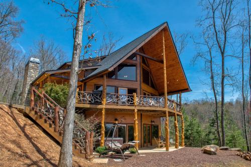 Big Timber - Mineral Bluff, GA Vacation Rental