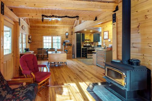 Bobcat Cabin -  Vacation Rental - Photo 1