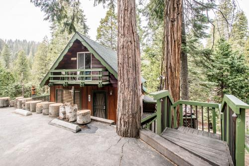 Shaver Village Chalet - Shaver Lake, CA Vacation Rental
