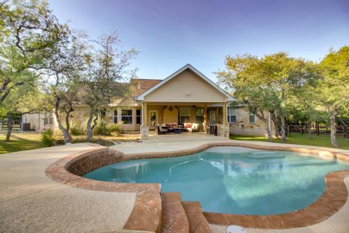 River Mountain Retreat · Wimberley, TX