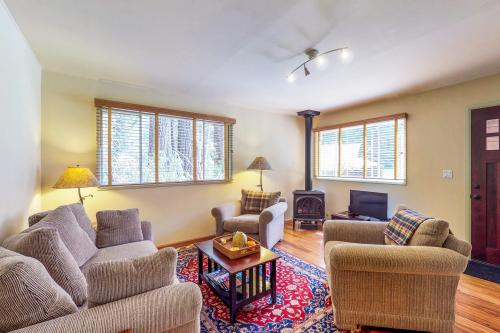 Cabin in the Redwoods -  Vacation Rental - Photo 1