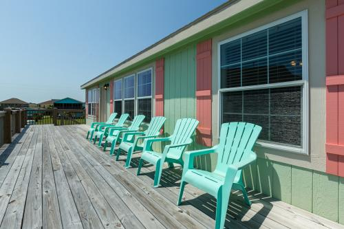 Sea's the Day - Crystal Beach, TX Vacation Rental