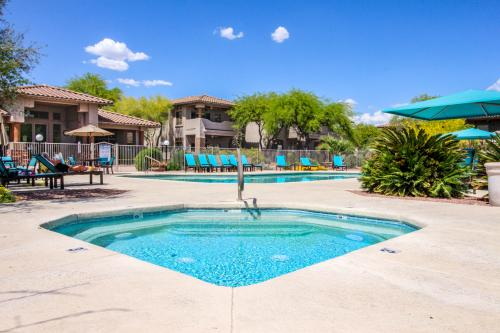 Vistoso Resort Casita #132 - Oro Valley, AZ Vacation Rental