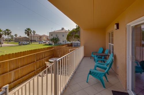 Fiesta Sol #110 - South Padre Island, TX Vacation Rental