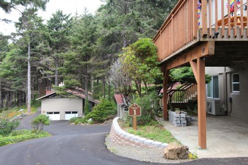 Oregon House Unit #1B The Gate House - Yachats, OR Vacation Rental