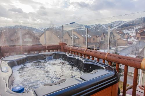 Bear Hollow Ski House - Park City Vacation Rental